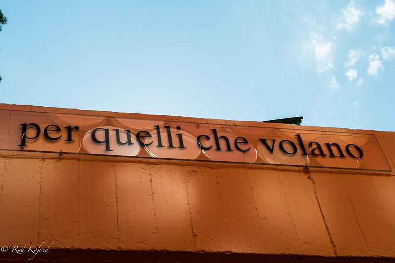 Alberto Giacometti-skriften på væggen...