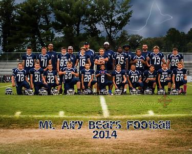 Mt. Airy Football