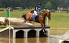 Susan Thomas and Fly 'n' Bayou 1st place Open Prelim B (week two)