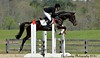 Candace Bell and Nimbalina 1st Novice Horse
