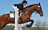Haley Curry and Resolute Protector 1st Training Rider  B