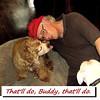 Me and Buddy (courtney)