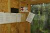 Bulletin Board Shed