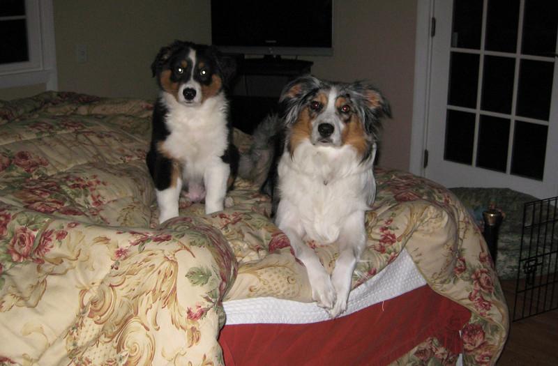 DALLAS (mom) & BOBBI