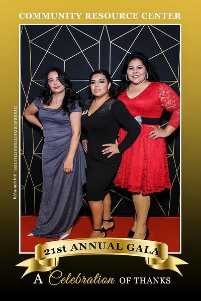 Community Resource Center 21st Annual Gala (11/21/19)