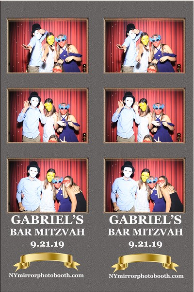 Gabriel Bar Mitzvah (9/21/19)