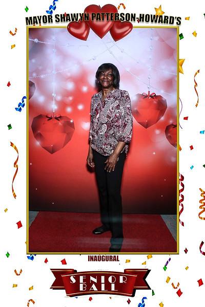 Mayor Shawyn Patterson-Howard's Inaugural Senior Ball