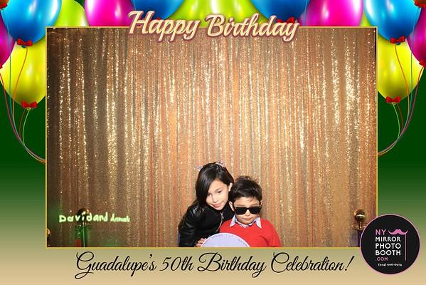 Quadalupe 50th Birthday Celebration (12/22/19)
