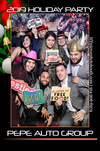 Pepe Auto Group Holiday Party 2019 (12/13/19)