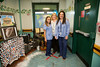 """The PEDS, OB, and LDRP Departments participated in the Open House for MAGNET recognition in Holy Name Medical Center by creating an """"Our World"""" themed room at HNMC. 7/30/14  Photo by Victoria Matthews/Holy Name Medical Center"""