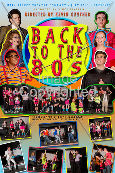 Back To The 80s - MSTC