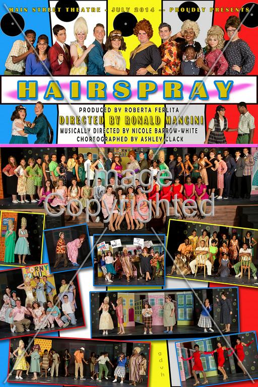 hairspray mstc poster