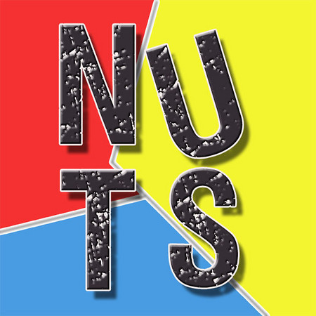 NUTS! Very Gritty and a Bit Grimey!
