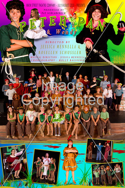 Peter Pan and Wendy!   MSTC