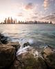 Dubai Marina Sunrise