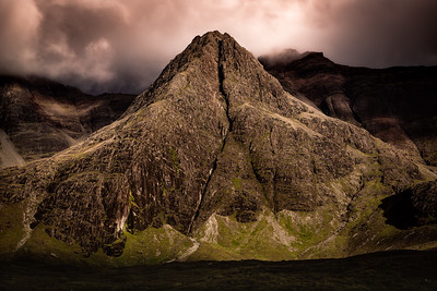 Black Cuillin Mountains