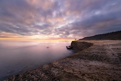 Lyme Regis. UK