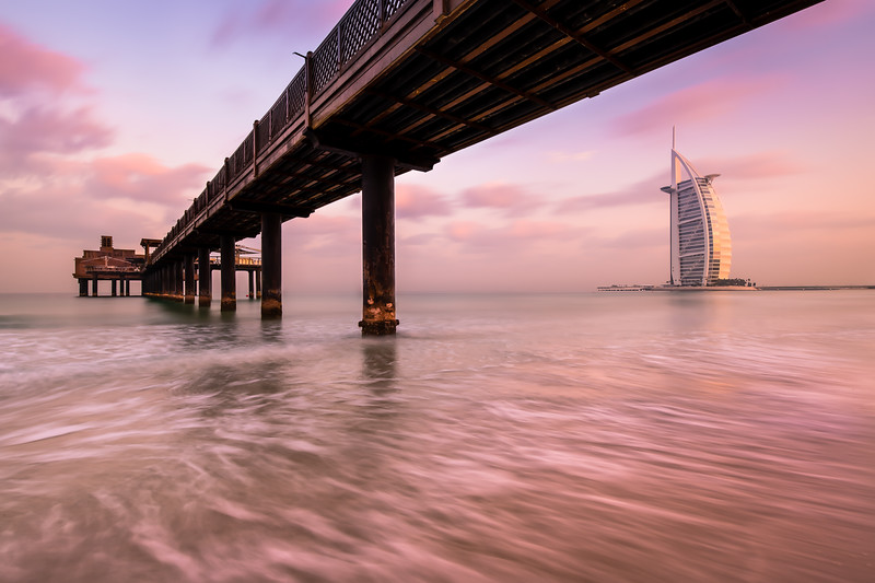 Pier Chic and Burj Al Arab