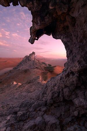 Mleiha Desert