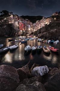 Riomaggoire. Italy