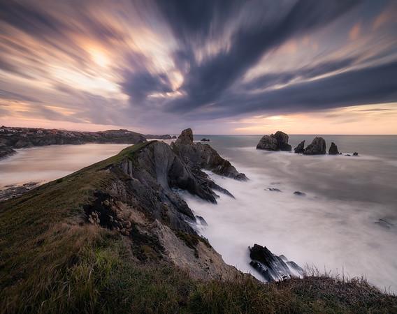 Liencres. Cantabrian Coast