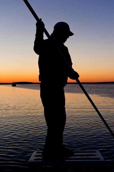 Casco Bay, Maine Striper Fishing - Jim Klug Photos