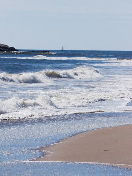 Surf and Sail Popham Beach Phippsburg Maine