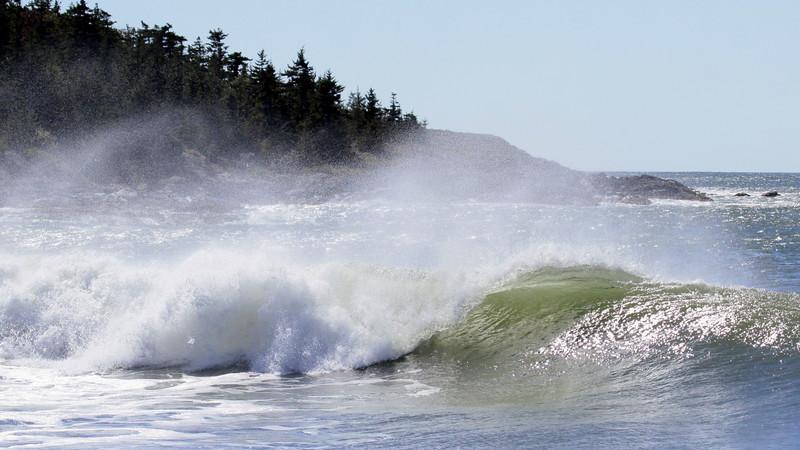 Head Beach Surf, Phippsburg Maine