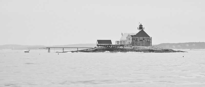 The Cuckolds Light, Boothbay Harbor, Maine