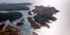 Hermit Island aerial view, Phippsburg Maine