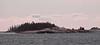 Ledges, Vinalhaven Ferry view, Maine scenic