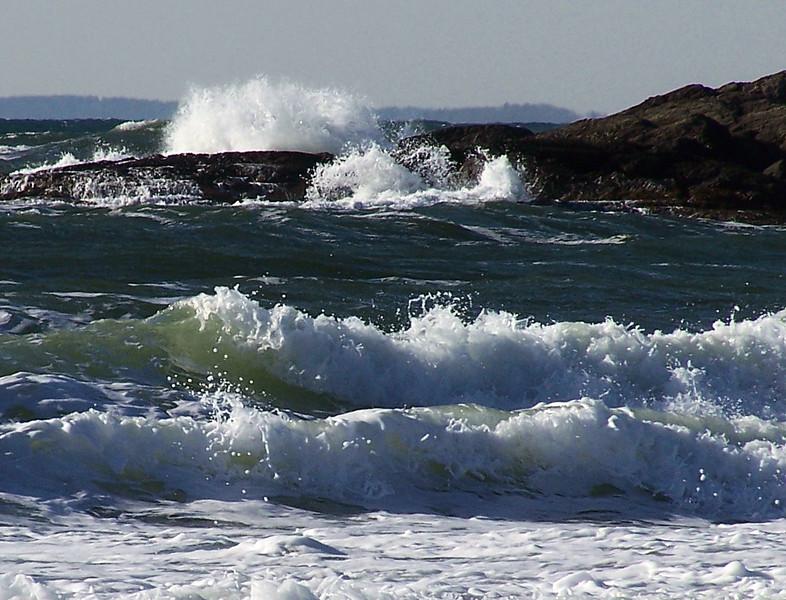 Hermit Island, Head Beach Surf, Phippsburg Maine