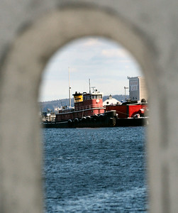 Belfast Harbor Tugboats