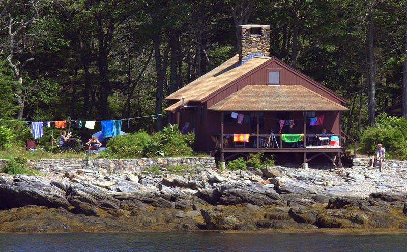 Summer Laundery, Totman Cove