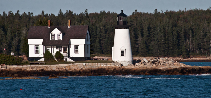 Prospect Harbor lighthouse, Prospect Harbor Point Light, iconic Maine lighthouse, marine, nautical navigational devices, iconic Maine lighthouse, marine, nautical navigational devices