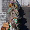 fish Market, lines and bouys Monhegan