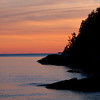 Sunset, Newberry Point, Phippsburg, Maine