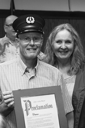 October 19, 2016, Vermilion's Mayor Eileen Bulan proclaims that Tim Costello is granted  Honorary Lighthouse keeper.