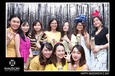 Maison Saigon - Women's Day 2018 - Chụp hình in ảnh lấy li�n Ngày Phụ Nữ Việt Nam 20-10