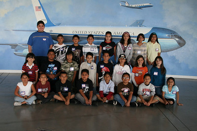 RONALD REAGAN LIBRARY FIELD TRIP • 04.18.08