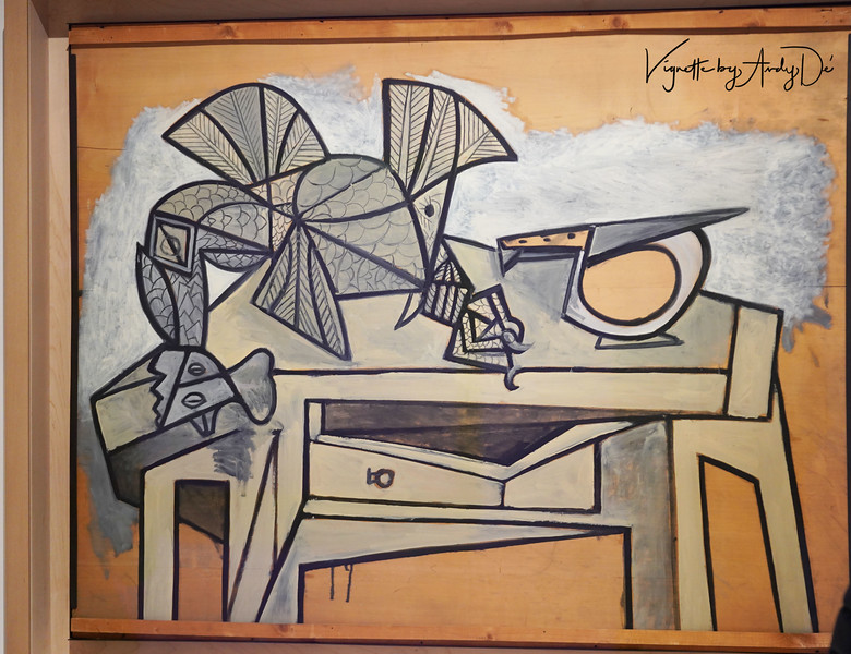 Magnum Opei by PABLO PICASSO, adorning the Picasso Museum in Malaga!