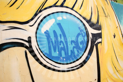 Graffitis Ciudad Malaga