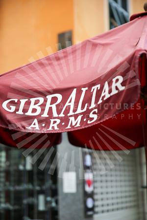 Gibraltar One Rainy Day