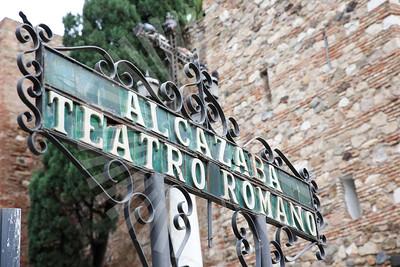 Malaga Alcazaba & Gibralfaro