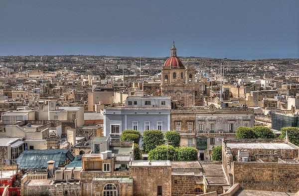 View of Gozo