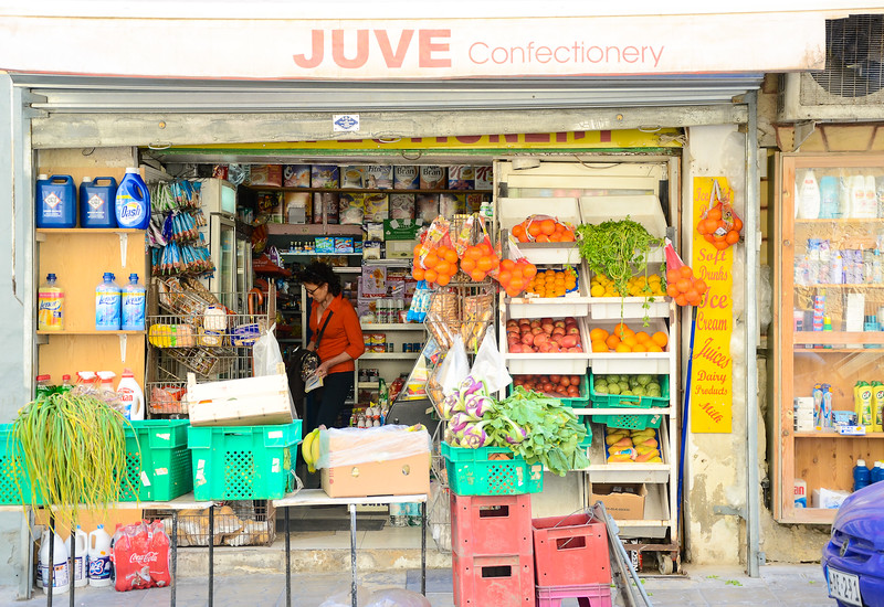 Juve Confectionary<br /> Valletta