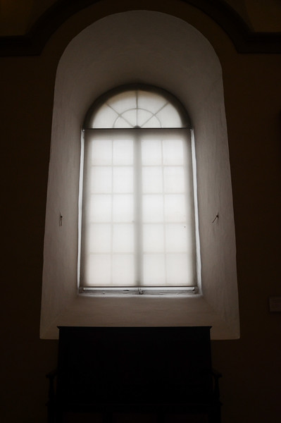 Plain Window<br /> St. Johns Co-Cathedral <br /> Valletta