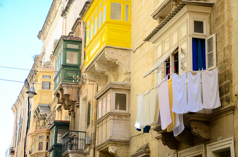 Laundry Drying<br /> Valletta