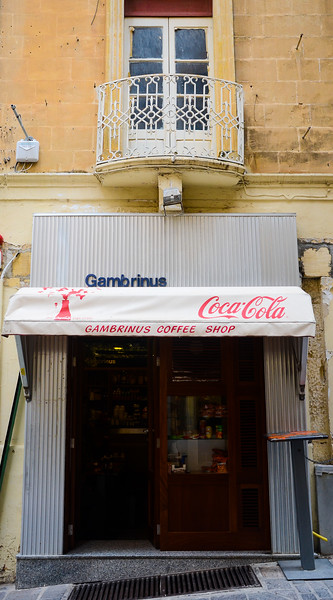Gambrinus Coffee Shop<br /> Valletta