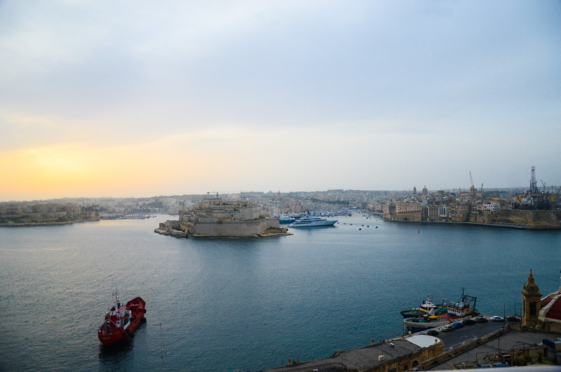 Grand Harbour and The Three Cities <br /> Vittoriosa, Senglea and Cospicua